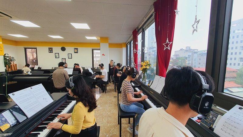 Học Piano online là gì?