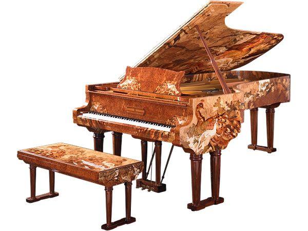 Lóa mắt với 10 cây đàn piano đắt nhất thế giới ảnh 4