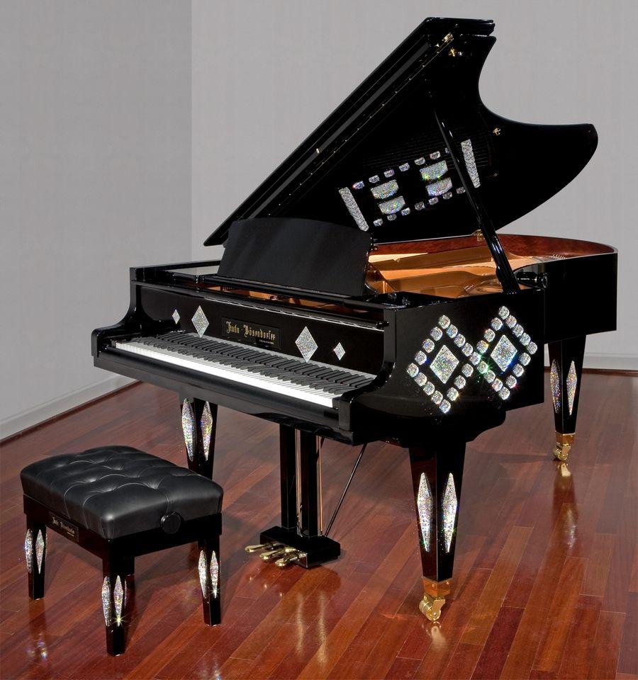 Lóa mắt với 10 cây đàn piano đắt nhất thế giới ảnh 6