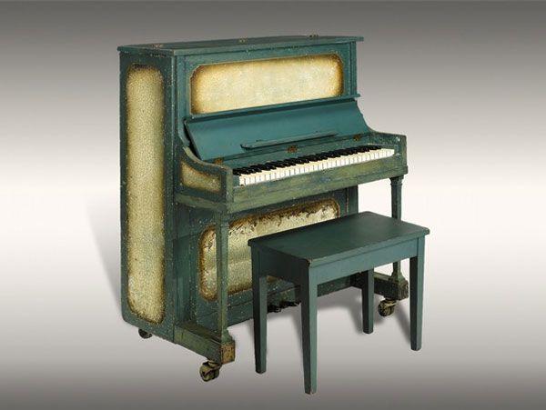 Lóa mắt với 10 cây đàn piano đắt nhất thế giới ảnh 9
