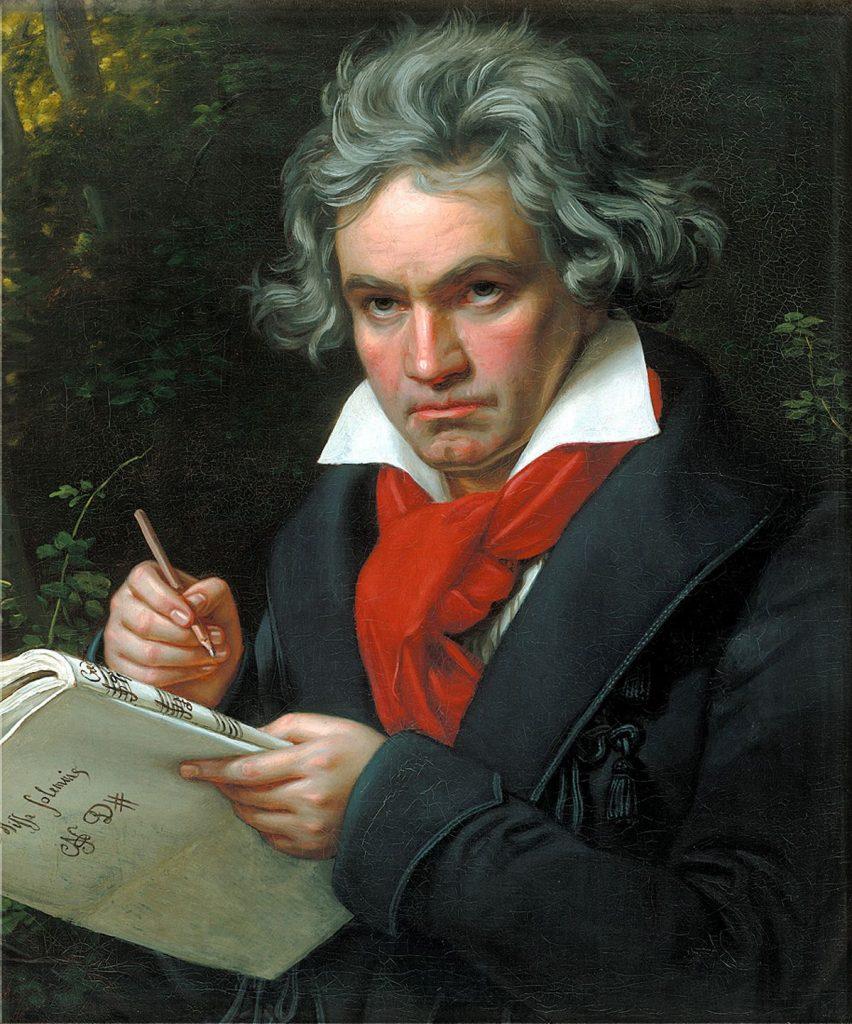 Một Beethoven mà bạn chưa biết 4