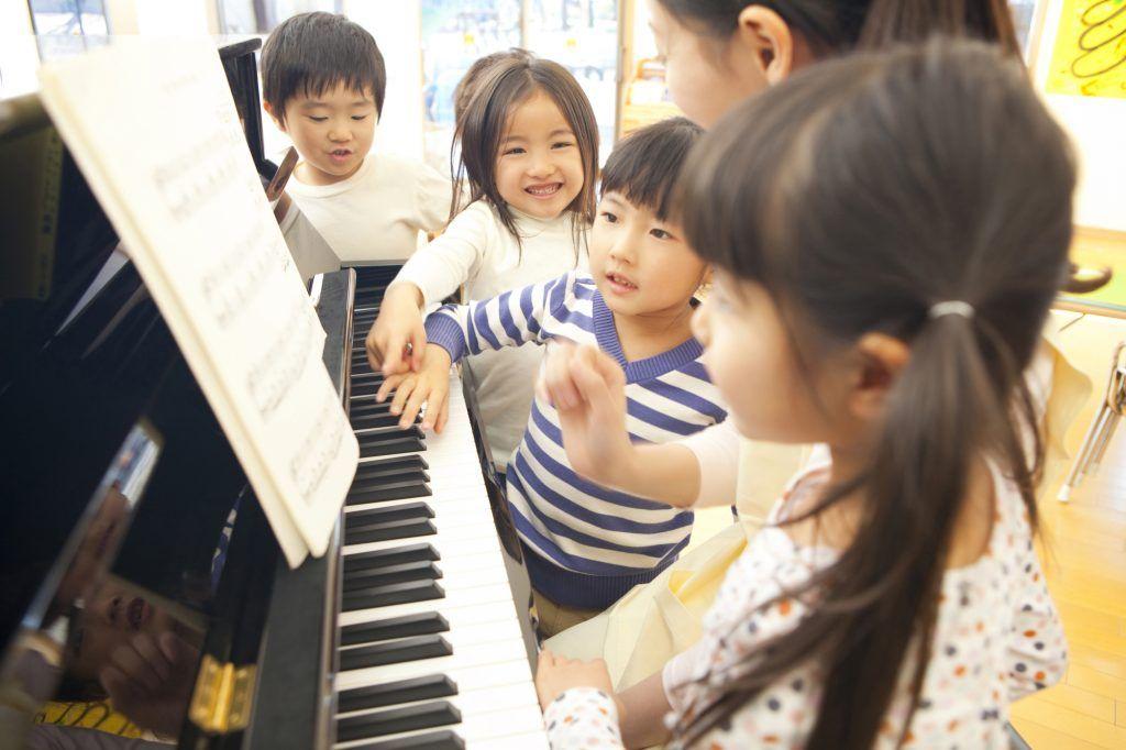 Cách người Nhật giáo dục âm nhạc cho trẻ nhỏ ảnh 1