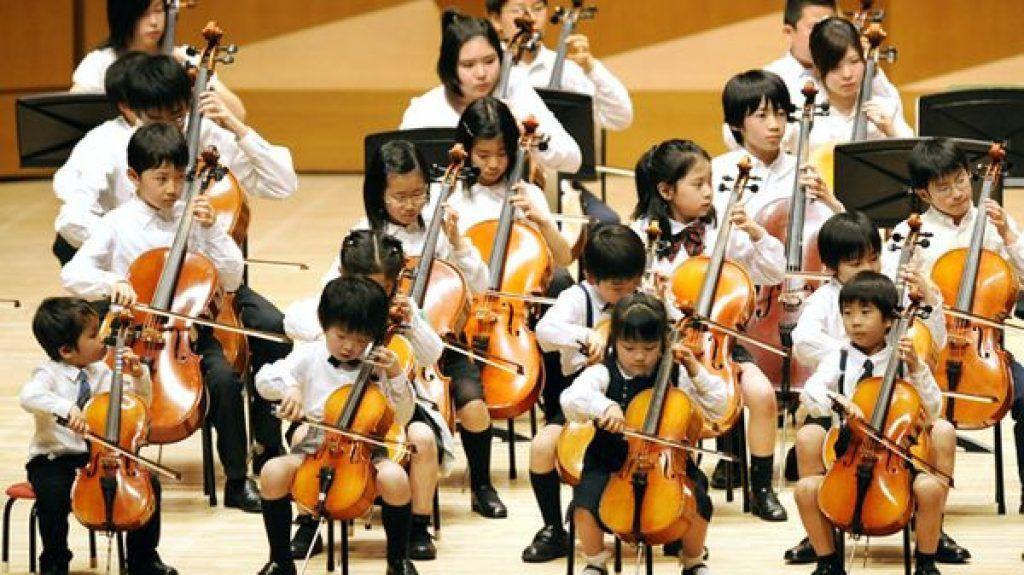 Cách người Nhật giáo dục âm nhạc cho trẻ nhỏ ảnh 2