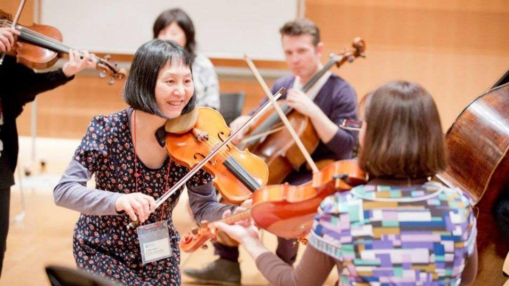 Cách người Nhật giáo dục âm nhạc cho trẻ nhỏ ảnh 3