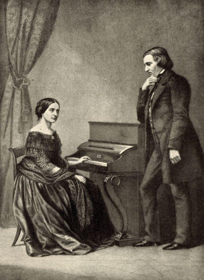 Chuyện tình lãng mạn nhất trong lịch sử âm nhạc ảnh 1