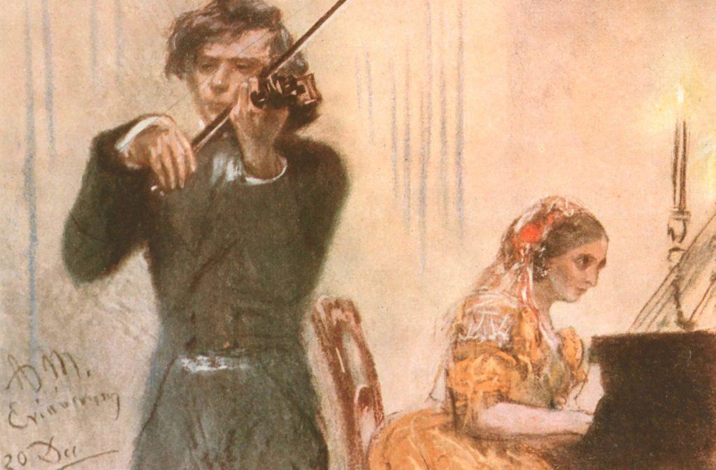 Chuyện tình lãng mạn nhất trong lịch sử âm nhạc ảnh 4