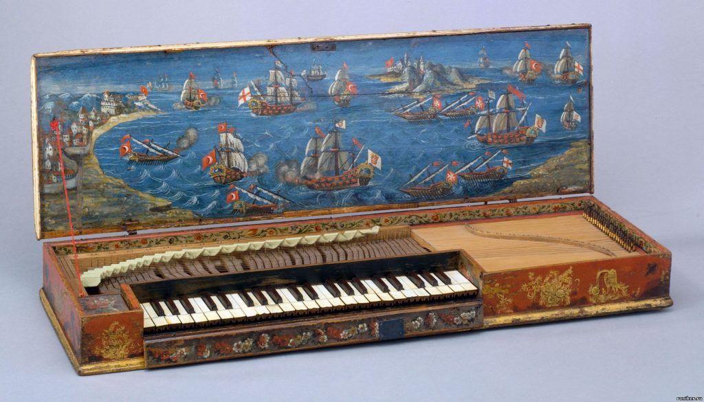 Lịch sử đàn piano con đường đến ngôi vua nhạc cụ ảnh 1