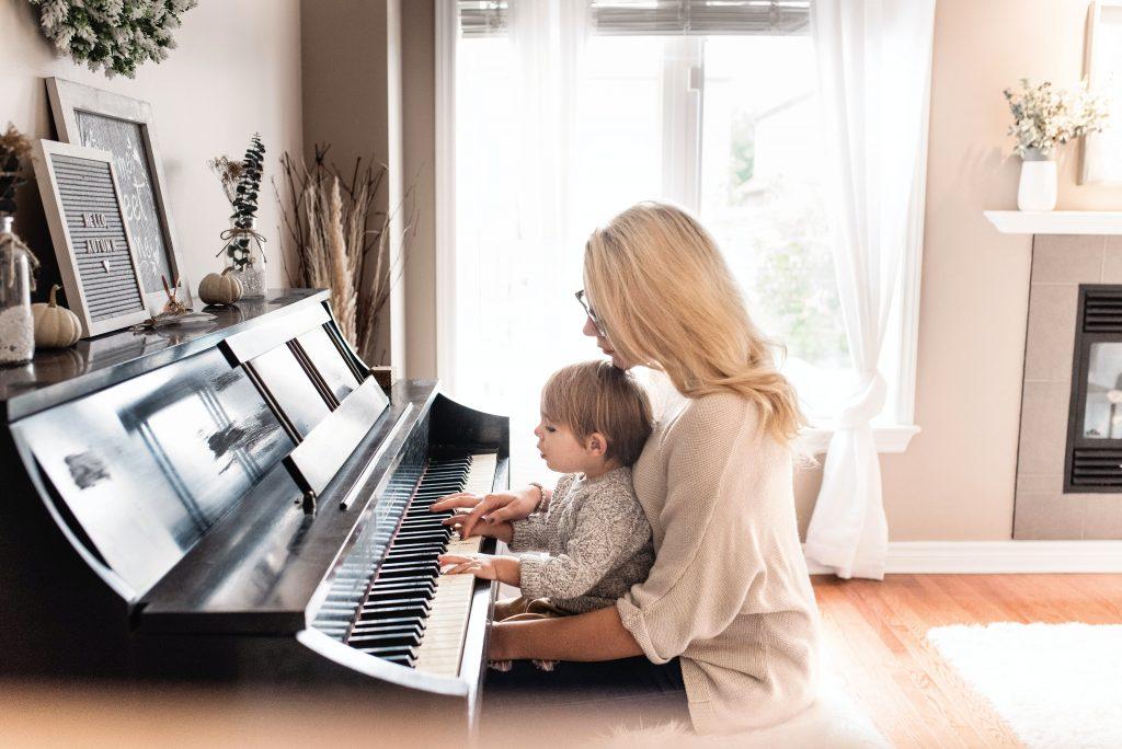Những bản piano dễ tập cho bé yêu ảnh 2