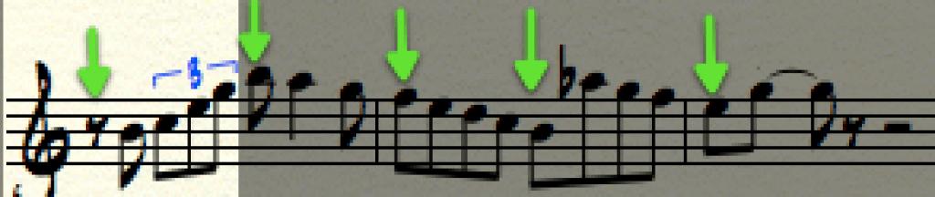7 bước giúp bạn tăng tốc độ đọc nhạc ảnh 4
