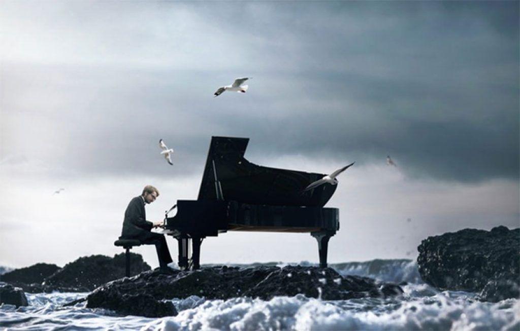 Khám phá những nơi kỳ lạ nhất mà đàn piano từng xuất hiện ảnh 3