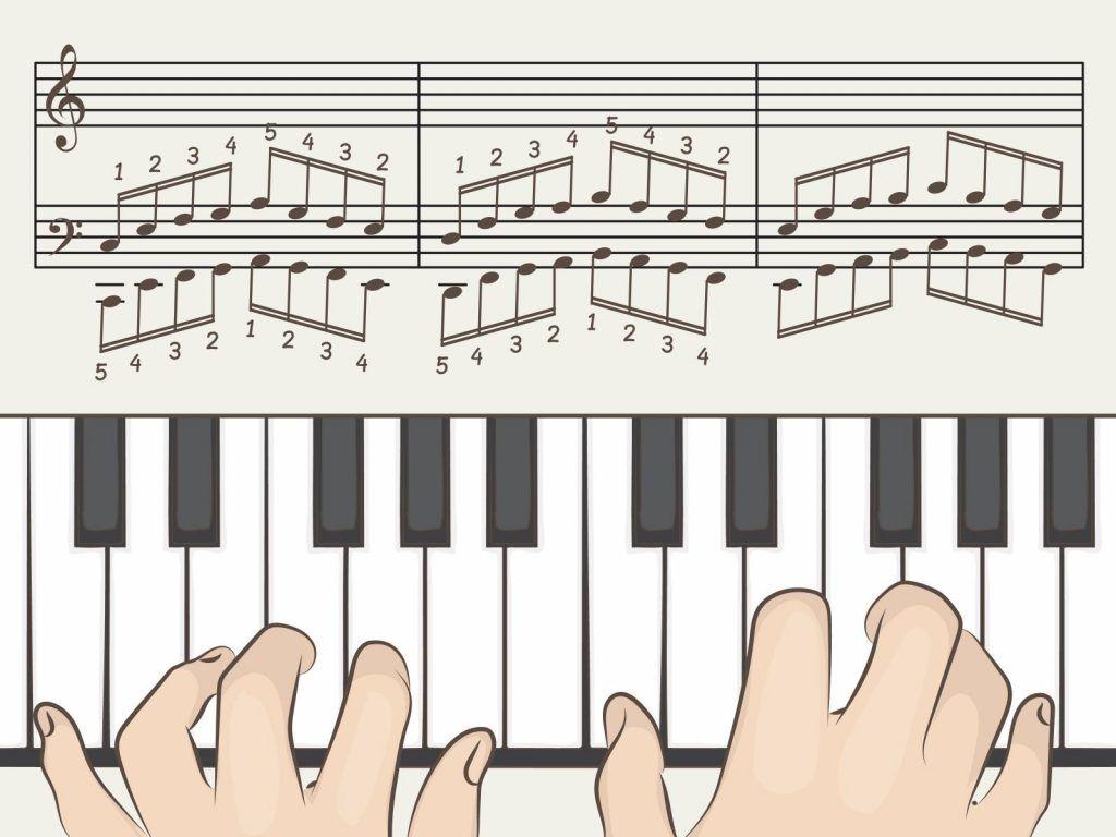 Những lợi ích của việc luyện tập piano ở tốc độ chậm ảnh 3