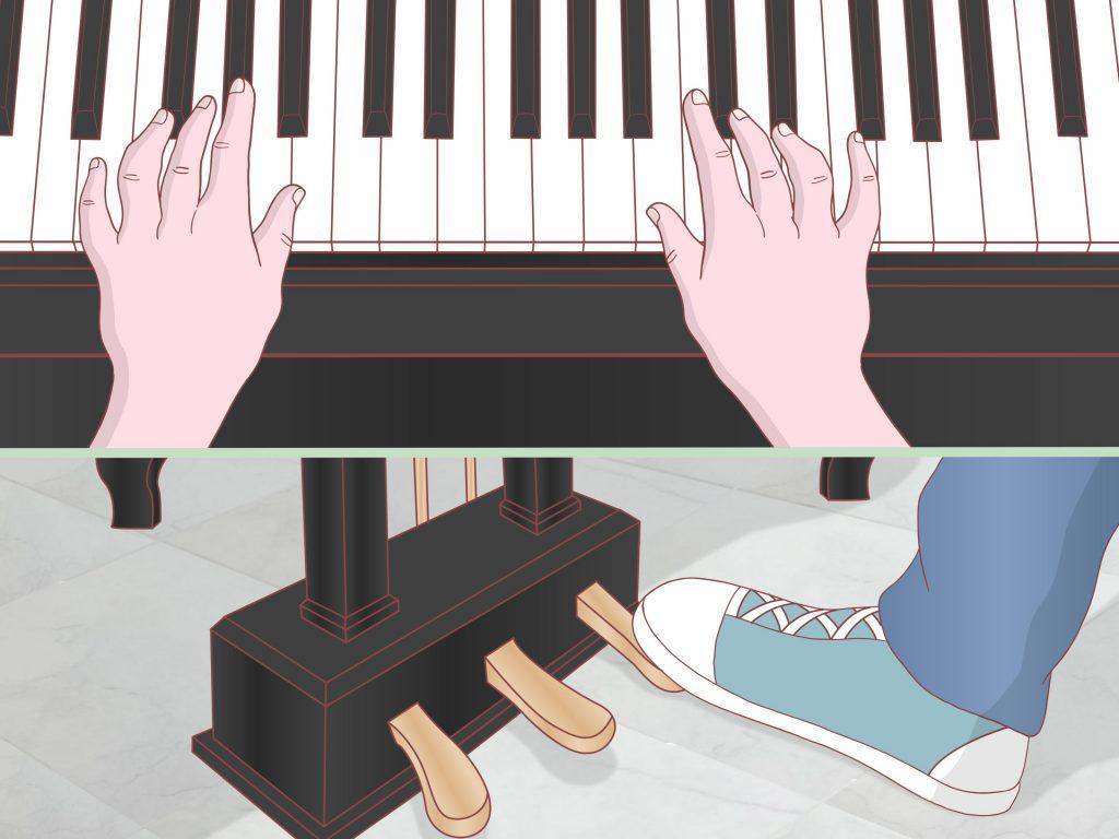 Tư thế ngồi đàn piano chuẩn và đẹp ảnh 3