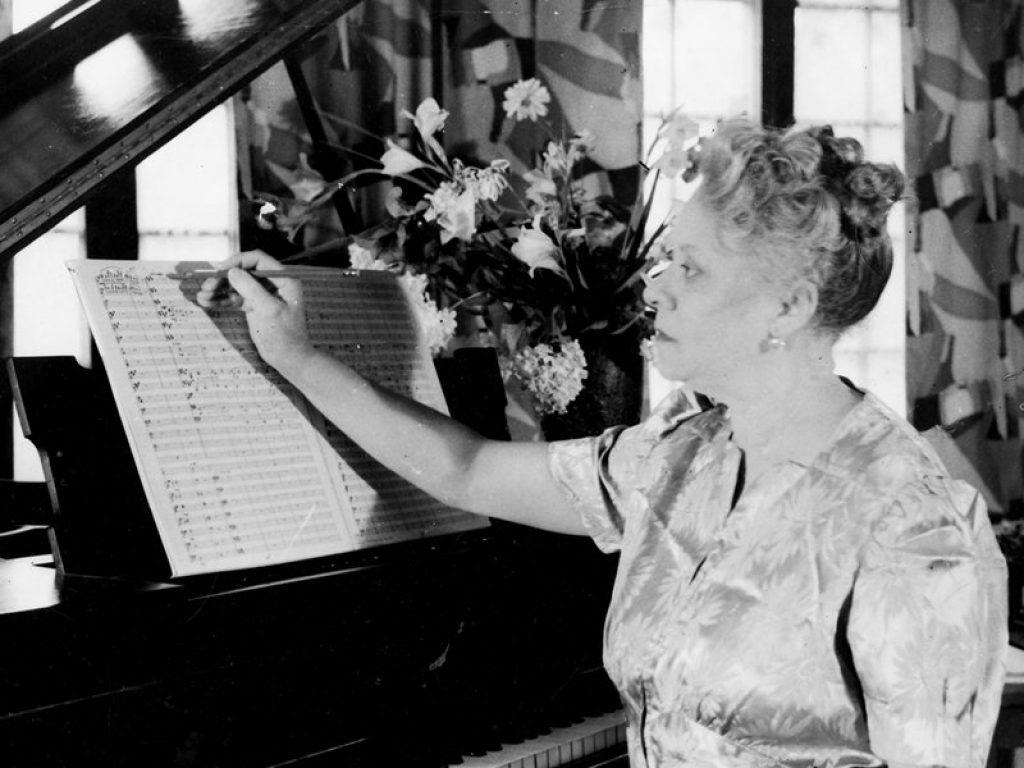10 người phụ nữ thay đổi thế giới âm nhạc cổ điển ảnh 7