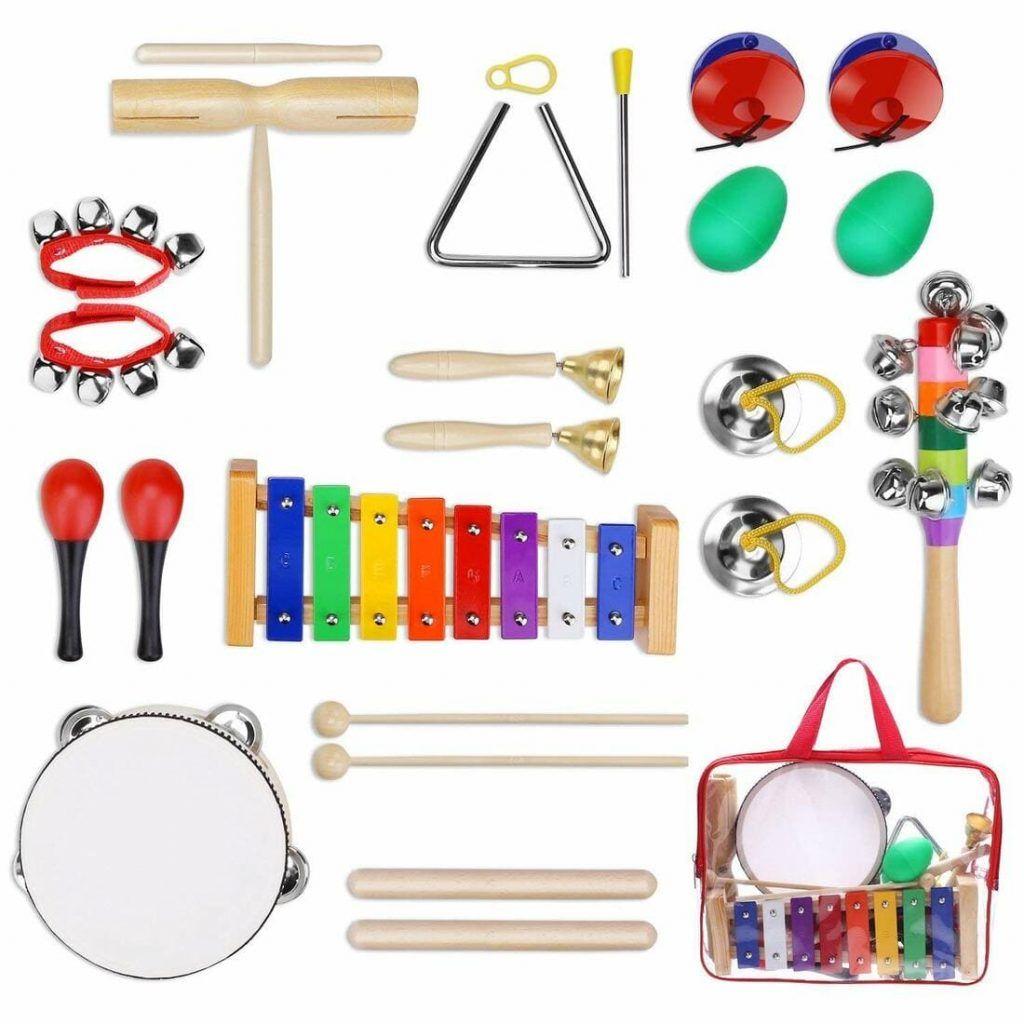 10 nhạc cụ phù hợp cho trẻ thử sức ảnh 2