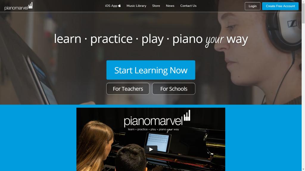 25 website học đàn piano tốt nhất thế giới ảnh 10