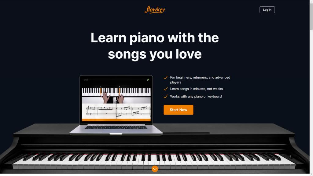 25 website học đàn piano tốt nhất thế giới ảnh 12