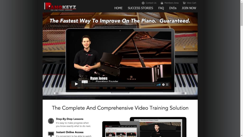 25 website học đàn piano tốt nhất thế giới ảnh 13