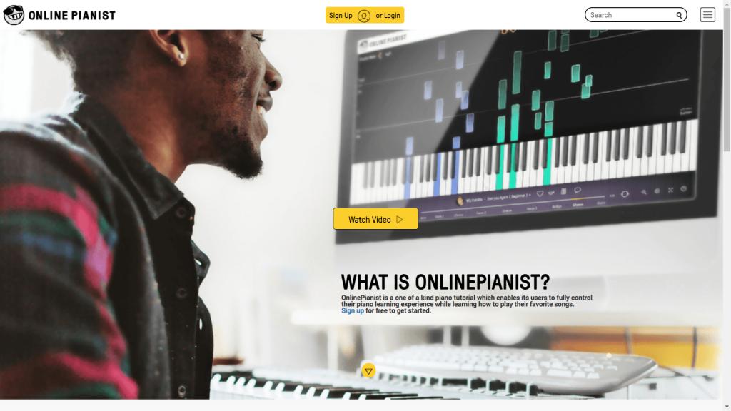 25 website học đàn piano tốt nhất thế giới ảnh 16