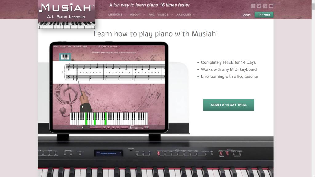 25 website học đàn piano tốt nhất thế giới ảnh 24