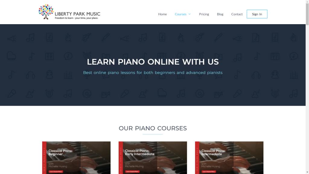 25 website học đàn piano tốt nhất thế giới ảnh 6