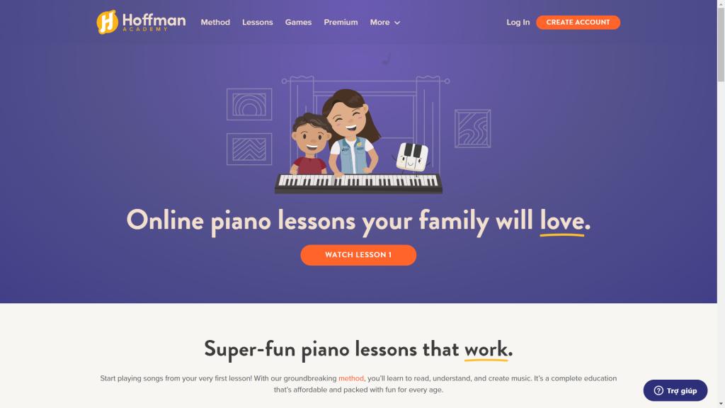 25 website học đàn piano tốt nhất thế giới ảnh 7