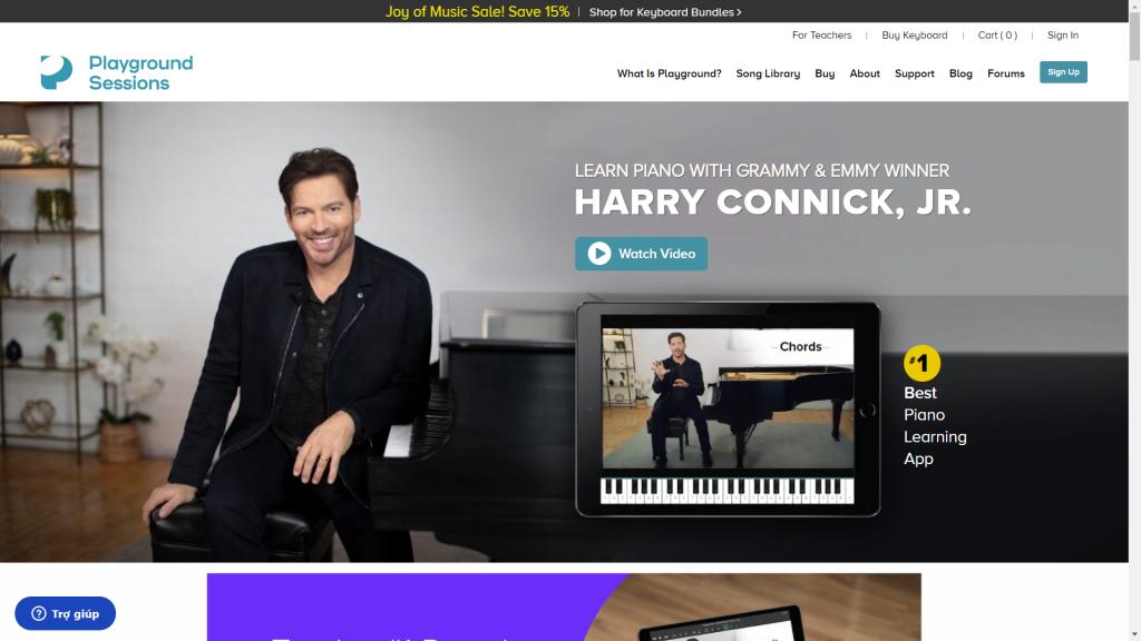 25 website học đàn piano tốt nhất thế giới ảnh 9