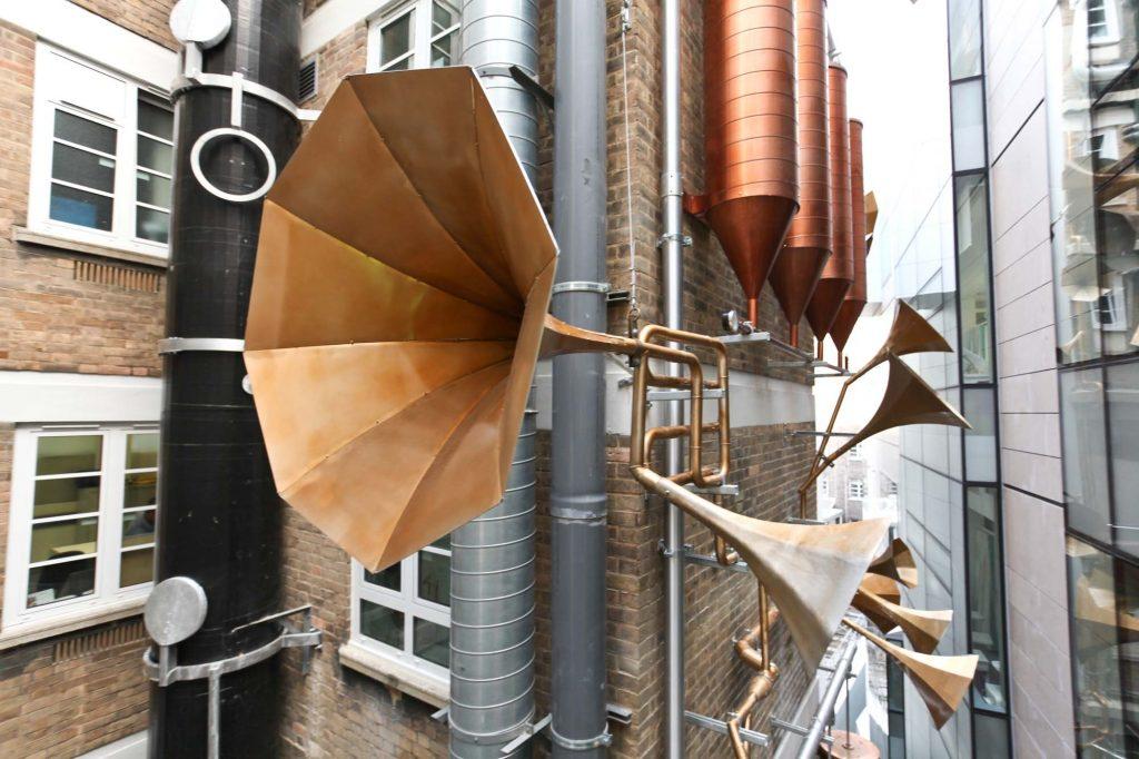 7 công trình kiến trúc lấy cảm hứng từ âm nhạc ảnh 7