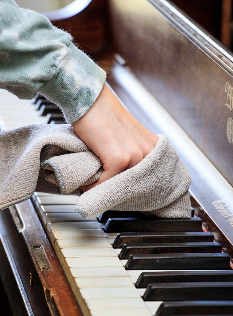 Bảo quản đàn piano cơ đúng cách tại nhà ảnh 3