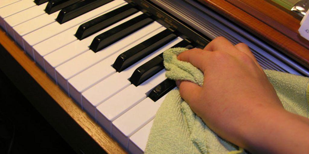 Bảo quản đàn piano điện đúng cách tại nhà ảnh 3