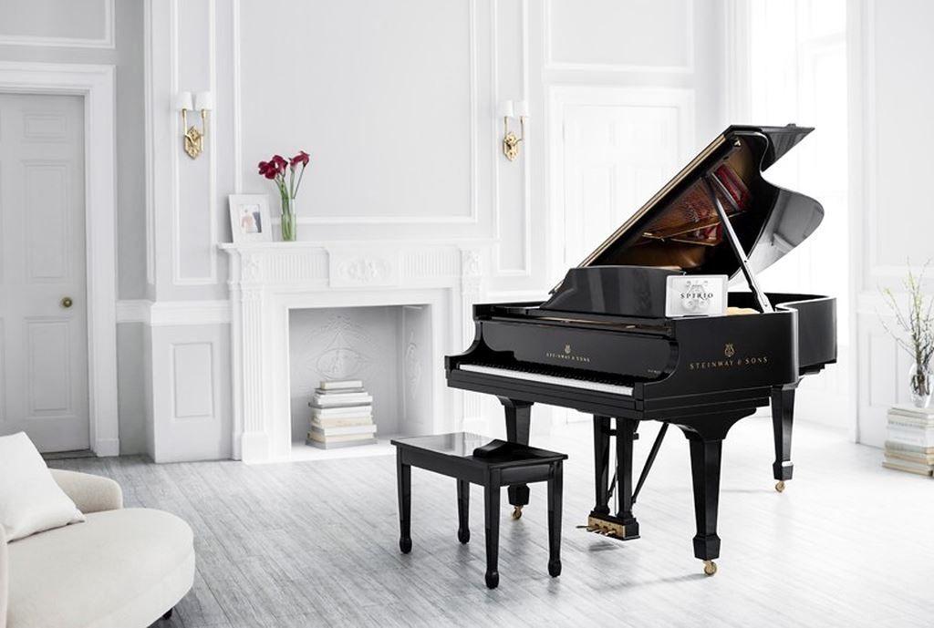 Cách bày trí đàn piano trong không gian nhà ở ảnh 2