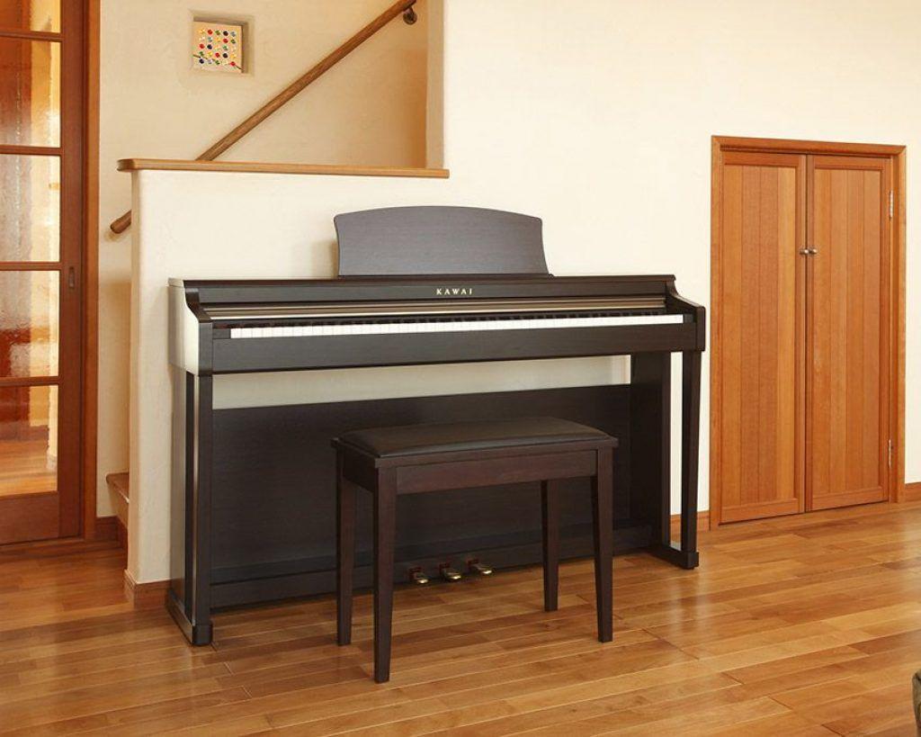 Cách bày trí đàn piano trong không gian nhà ở ảnh 4