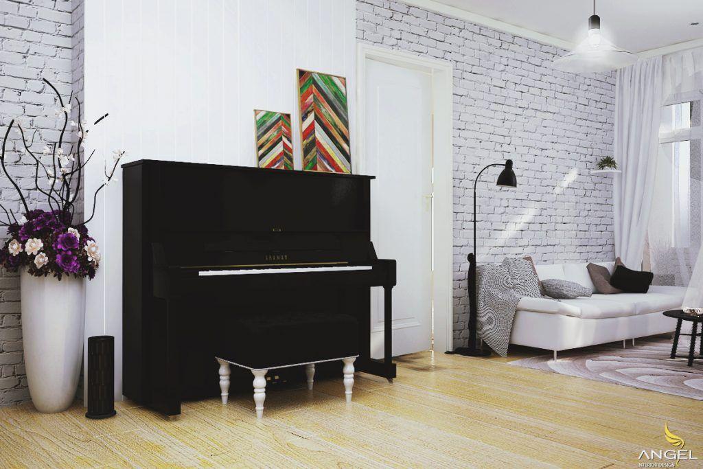 Cách bày trí đàn piano trong không gian nhà ở ảnh 6
