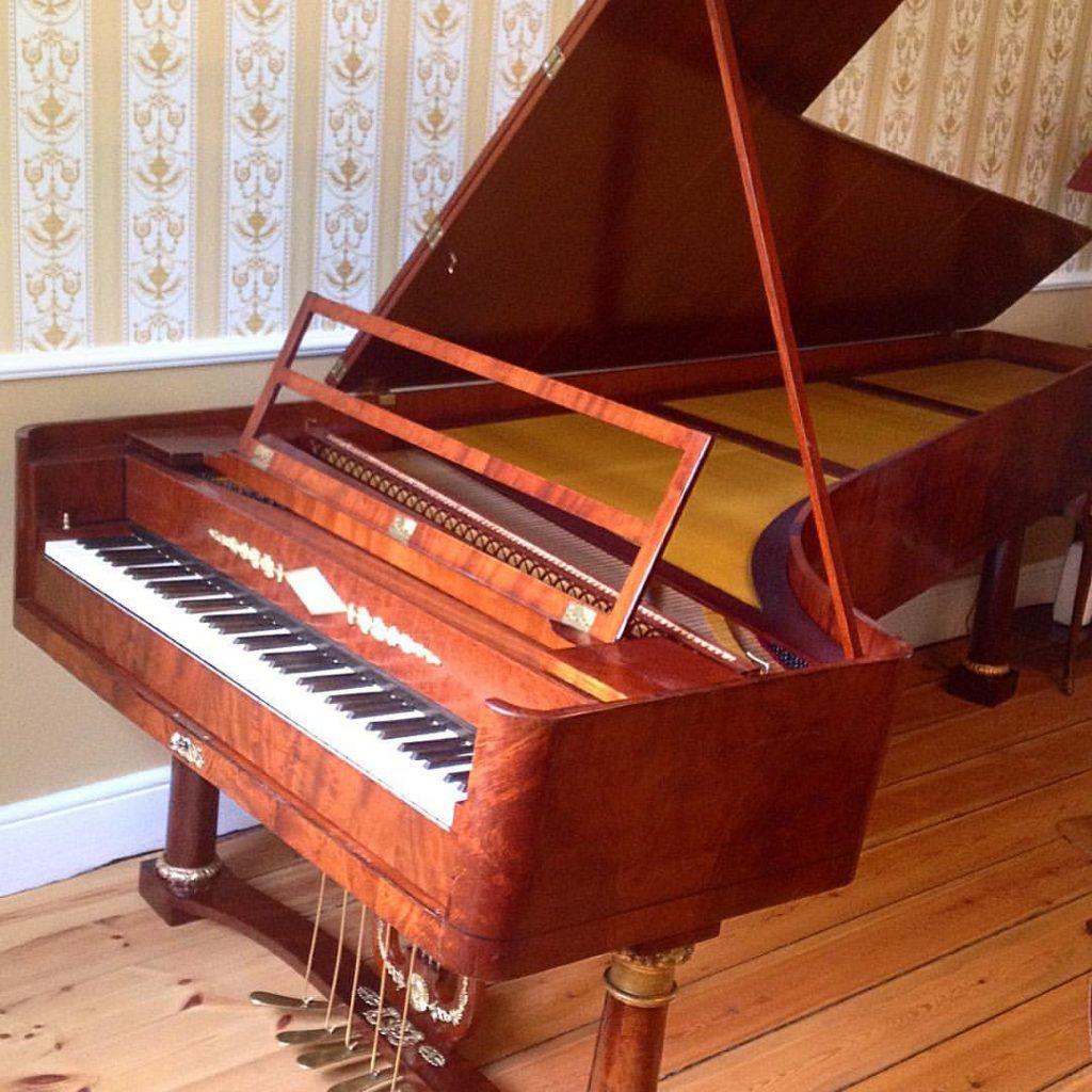 Người phụ nữ chế tạo ra những cây đàn piano của Beethoven ảnh 3