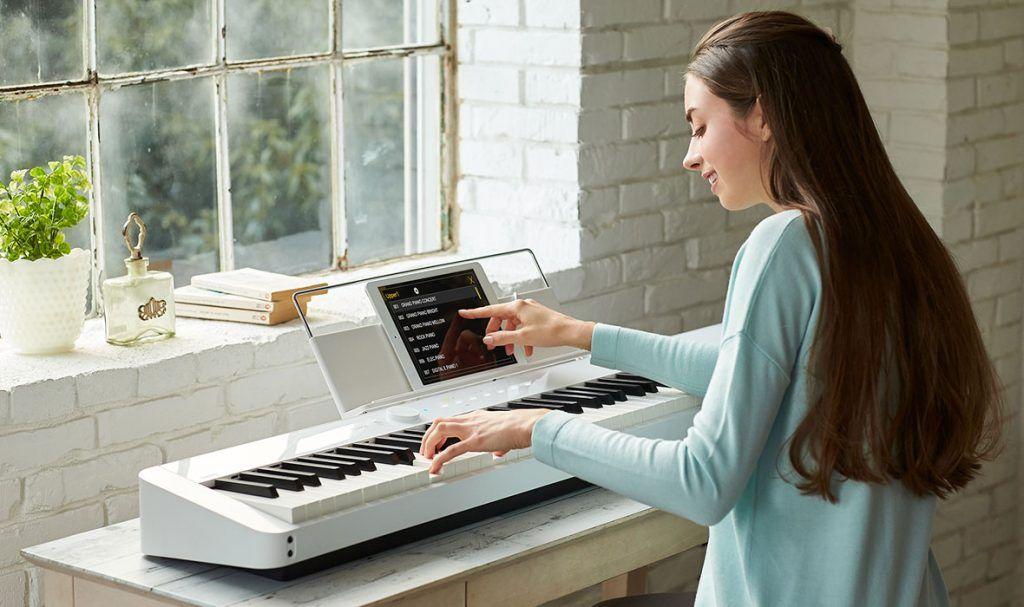 Top 3 đàn piano điện mỏng nhất thế giới ảnh 2