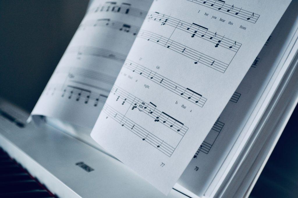 Tự học piano với những kiến thức cơ bản ảnh 2