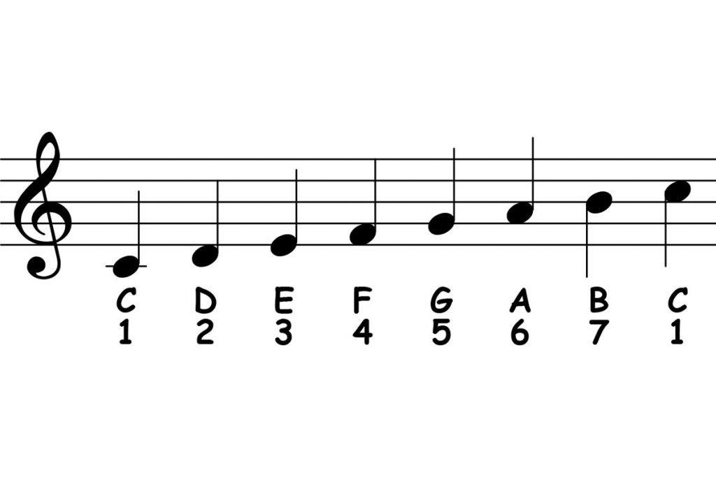 Tự học piano với những kiến thức cơ bản ảnh 3