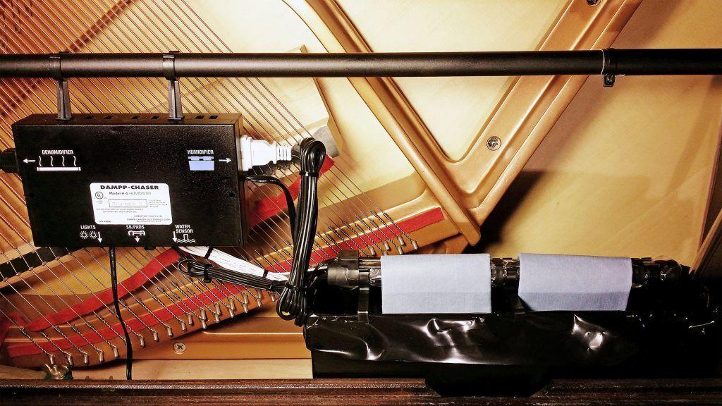 Hướng dẫn kiểm soát độ ẩm cho đàn piano ảnh 4
