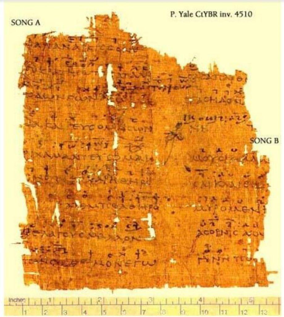 Lịch sử ra đời của hệ thống ký âm ảnh 2