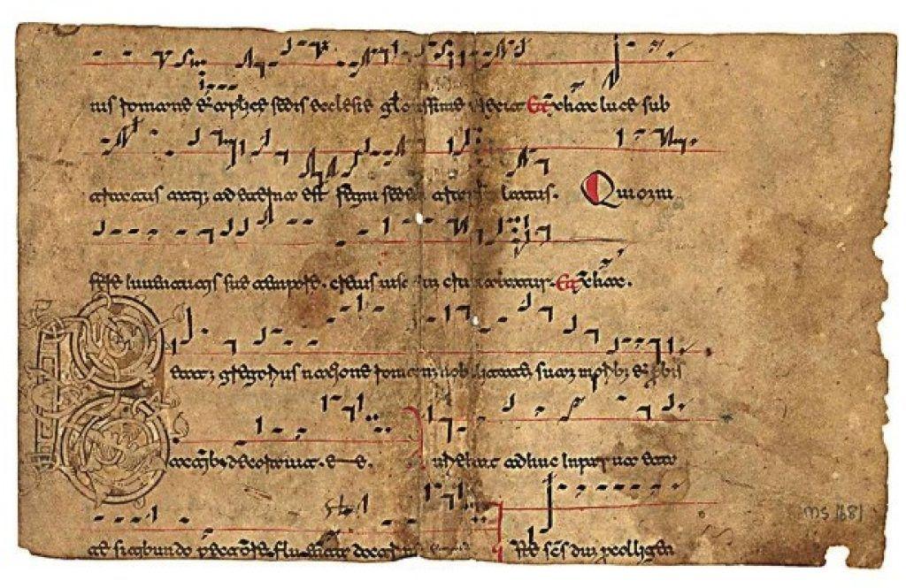 Lịch sử ra đời của hệ thống ký âm ảnh 3