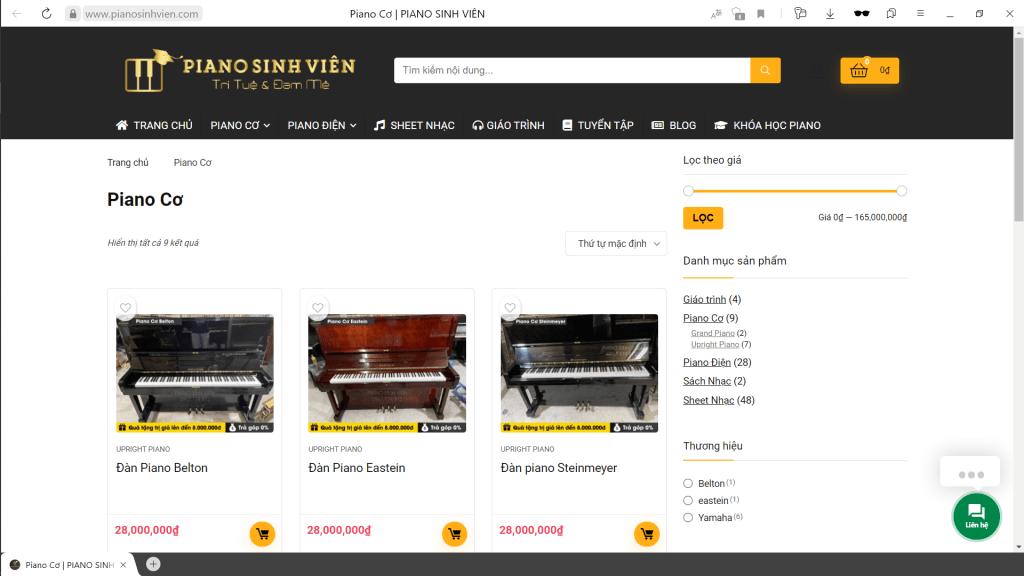 Lời khuyên cho người mới tập đàn muốn mua piano cơ ảnh 4