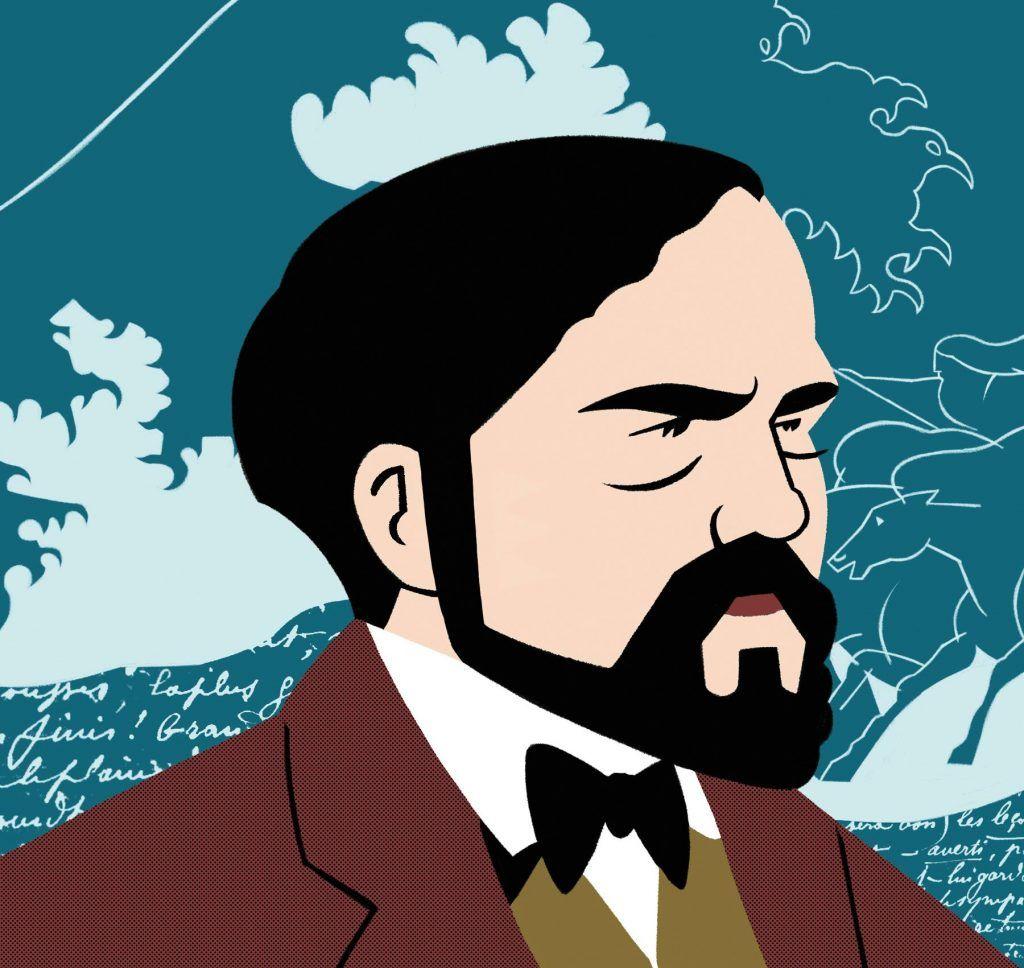 """Một Claude Debussy mà bạn chưa biết: """"Hiện thân"""" của nghệ thuật âm nhạc Pháp ảnh 3"""