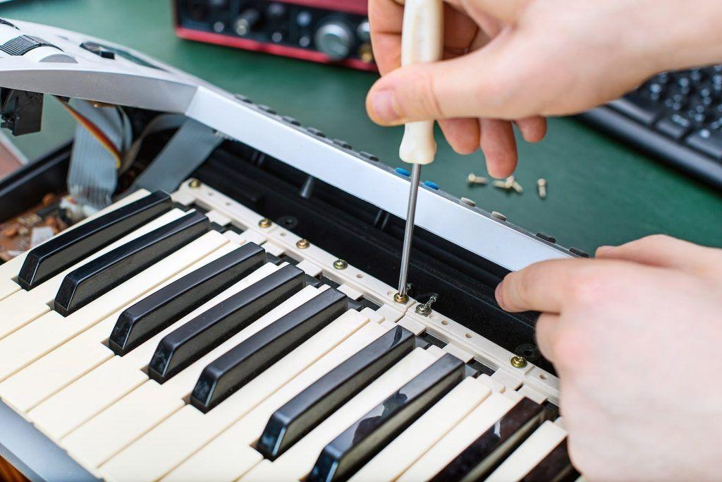 Một số lỗi thường gặp ở đàn piano điện ảnh 1