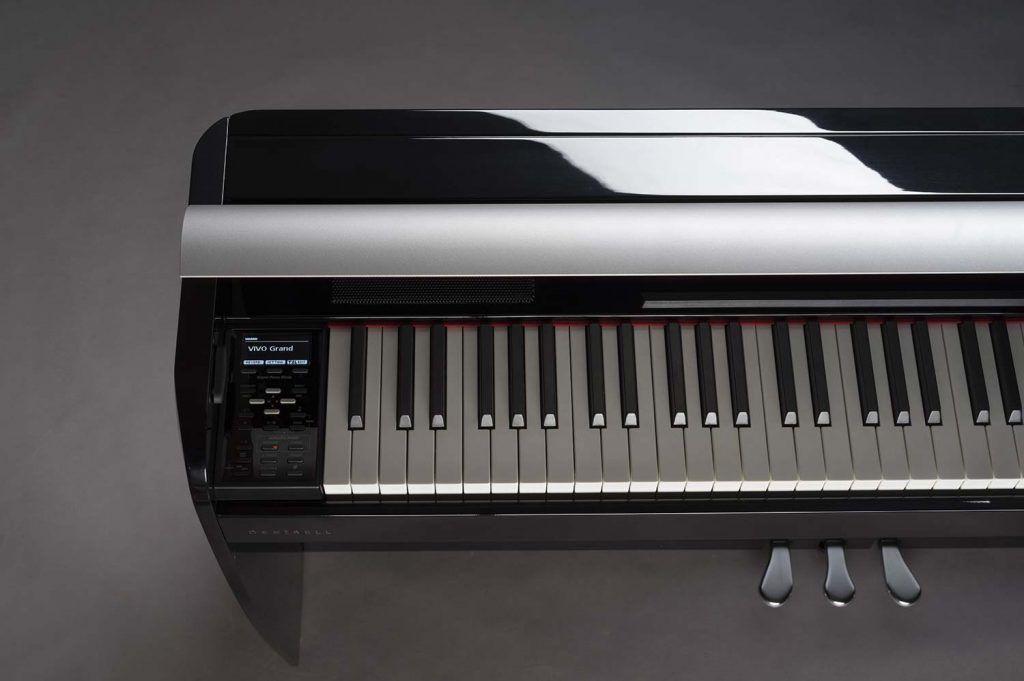 Những yếu tố ảnh hưởng đến độ bền của đàn piano điện ảnh 1