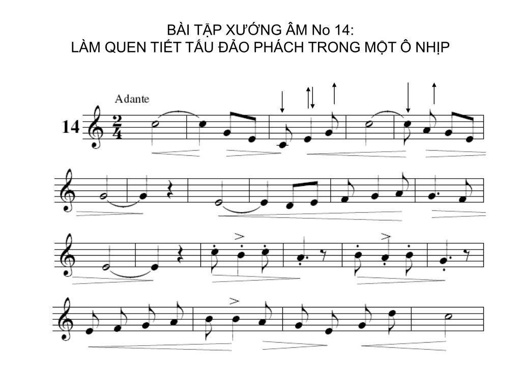 Vì sao chúng ta nên học xướng âm? ảnh 2