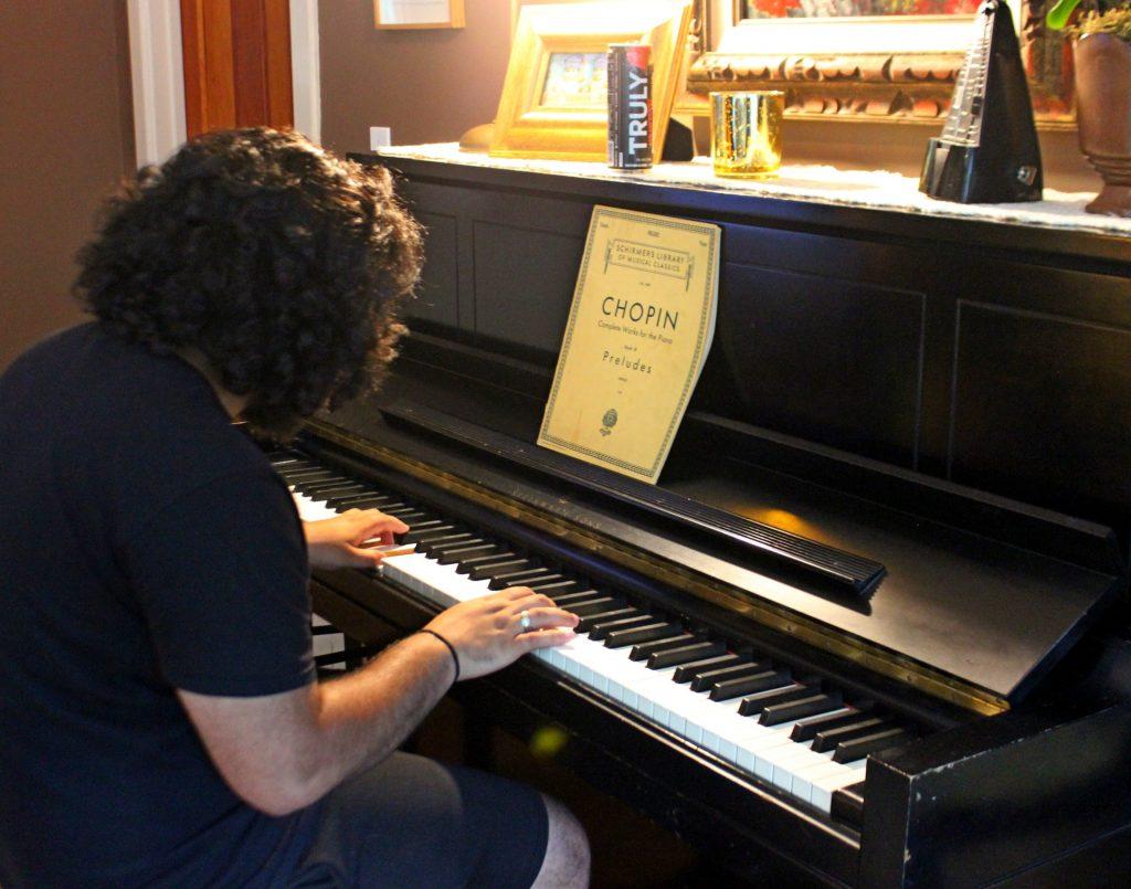 2 loại Tutti trong đệm piano