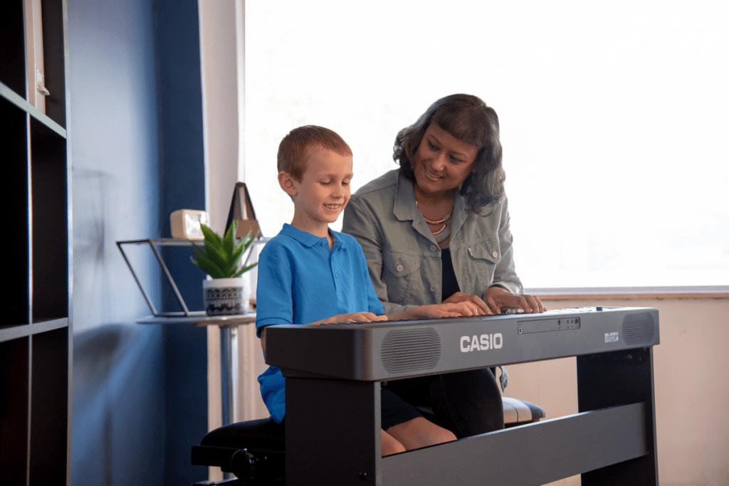 3 điểm cần lưu ý khi dạy đàn piano cho trẻ ảnh 1