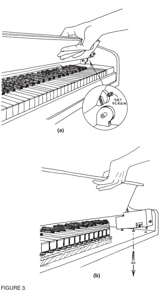 Cách kiểm tra đàn piano cũ trước khi mua ảnh 3