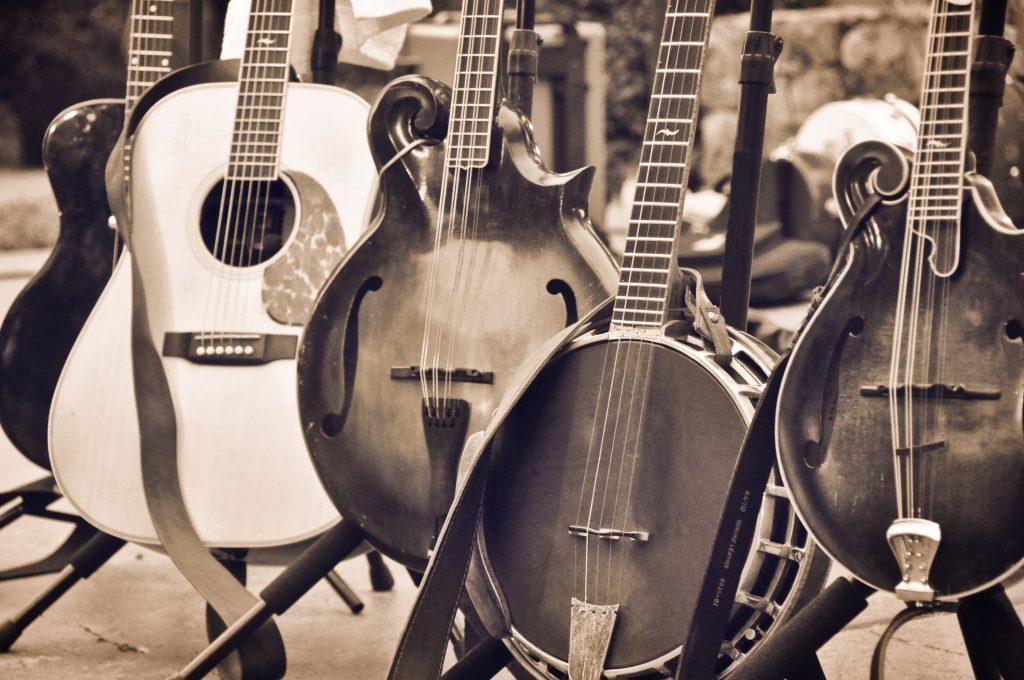 Dòng nhạc đồng quê (country music) ảnh 5