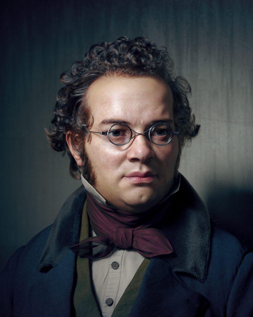 Schubert mà bạn chưa biết: Không nơi nương tựa ảnh 2