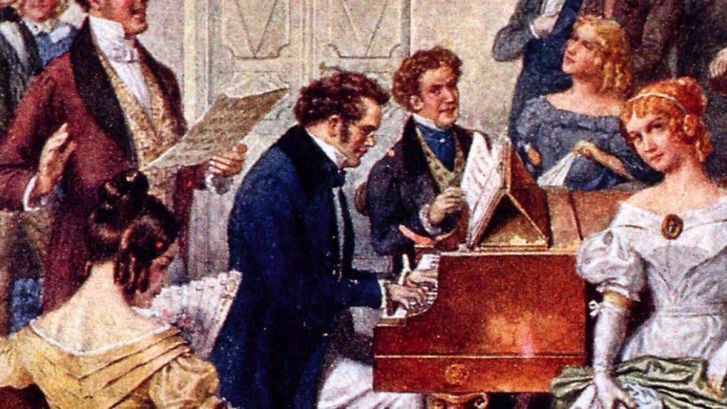 Schubert mà bạn chưa biết: Không nơi nương tựa ảnh 3